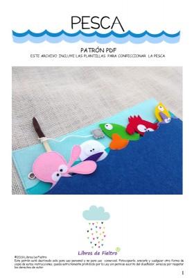 Plantilla PDF Pesca